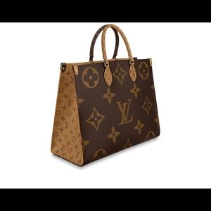 Louis Vuitton Onthego GM Monogram Canvas Bag